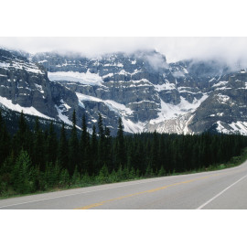 Rockies Canada Road