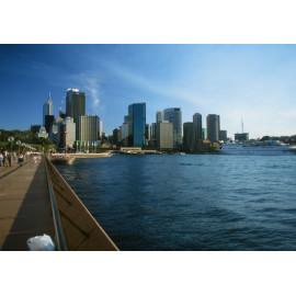 Sydney Harbour 1995
