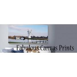 Canvas print 12x18