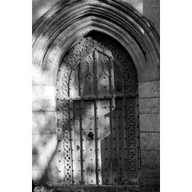 Cathedral Door, Norwich