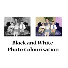 Black and White to colour